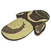 LittleLife Snuggle Pod Crocodile