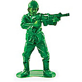 Toy Green Army Man Costume (And Gun) Standard
