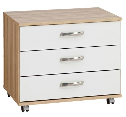 Ideal Furniture Regal 3 Drawer Chest