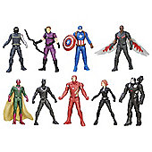Captain America 2.5Inch Universe Pack