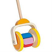 Hape Rainbow Push and Pull