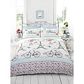 Rapport Essence C'Est La Vie Single Quilt Set Pink