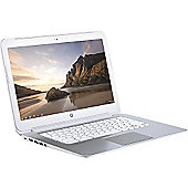 HP Chromebook 14 G1 (14 inch) Notebook PC Celeron (2955U) 1.4GHz 4GB 32GB M.2 SSD WLAN BT Webcam Chrome OS (HD Graphics)