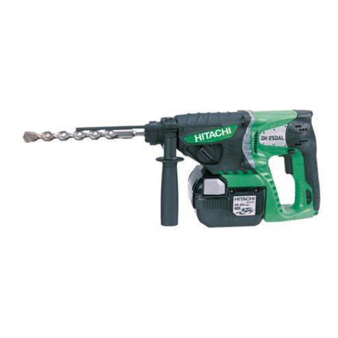 DH25DAL SDS Plus Hammer Drill 25 Volt 2 x 3.0Ah Li-Ion