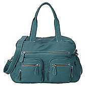 OiOi Changing Bag Turquoise C/All