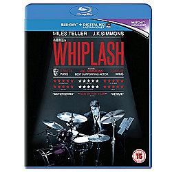Whiplash Blu-ray
