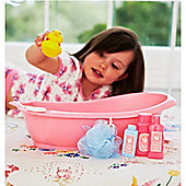 Cup Cake Baby Bath Set