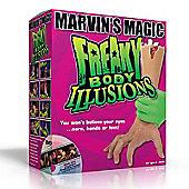 Marvin's Magic - Freaky Body Illusions