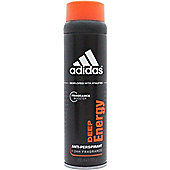 Adidas Deep Energy Anti-Perspirant 200ml Spray
