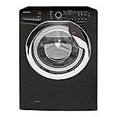 Hoover Washing Machine DXC58BC3 8 KG Load Black and Chrome