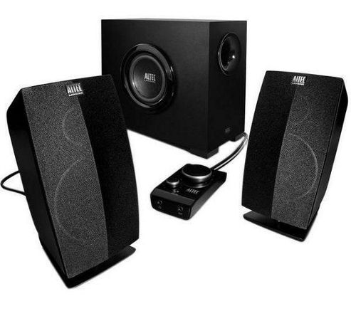 Altec Lansing VS2721 Speakers