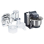 Bosch MUM46A1GB Food Mixer Anthracite, Black