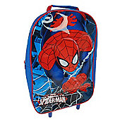 Spiderman 'Spiderweb' PVC Front Wheeled Bag
