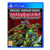 Teenage Mutant Ninja Turtles 2016 PS4