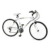 "Woodworm Glacier Point Mens Mountain Bike 19""/26"" Frame W/ 18 Speed Shimano Gear"