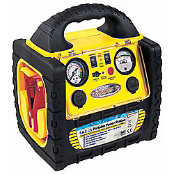 Streetwize 5-in-1 12v Portable Power Station 900 Amp