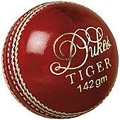 Dukes Cricket Tiger 'A' Junior 142g (4.75oz) Club Training Ball