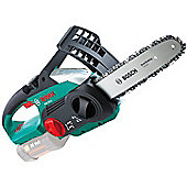 Bosch Garden Battery Operated Cordless Chainsaw AKE 30LI (Body only, battery not included)