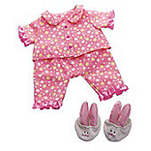 Pink Goodnight PJ Set for Baby Stella by Manhattan Toys