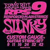 Ernie Ball RPS Slinky Strings Gauge-Super Slinky 9-42