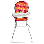 Red Kite Feed Me Compact Highchair (Garden Gang)