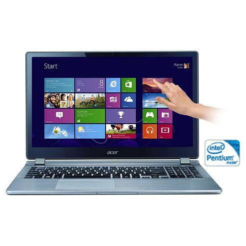Acer Aspire V5-572P-53338G50aii (15.6 inch Touchscreen) Ultrabook Core i5 (3337U) 1.8GHz 8GB 500GB WLAN BT Webcam Windows 8 64-bit (HD Graphics 4000)