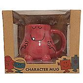 Mr Greedy Character Mug
