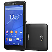 Tesco Mobile Sony Xperia™ E4 Black
