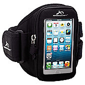 "Armpocket Aero i-10 iPhone Armband Fits Arms 10-15"", Black"