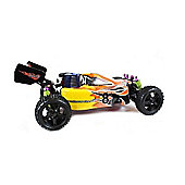Himoto Syclone Flame Nitro RC Buggy