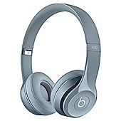 Beats Solo 2 Over-the-ear overhead headphones , Grey