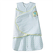Halo Diamond Sleepsack Swaddle - Blue - 0 to 3 Months