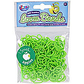 Jacks Apple Scented Bracelet Refill Pack - 300 Loom Bands