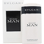 Bvlgari Man Shower Gel 200ml