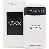 Bvlgari Man Shower Gel 200ml