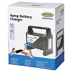 Ring 4 amp Battery Charger