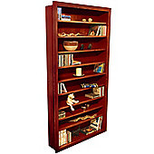 Techstyle Large CD / DVD / Video Storage Shelves - Walnut