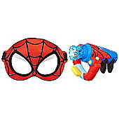 Marvel Spider-Man Adventures - Web Slinger & Mask
