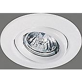Paulmann Quality Line 6 x 35W Swiveling Downlight in White