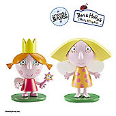 Ben and Holly Twin Figure Pack
