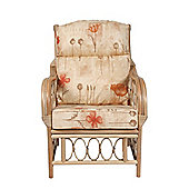 Desser Morley Chair - Perth Fabric - Grade A