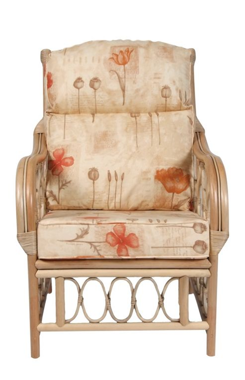 Desser Morley Chair - Perth Fabric - Grade A