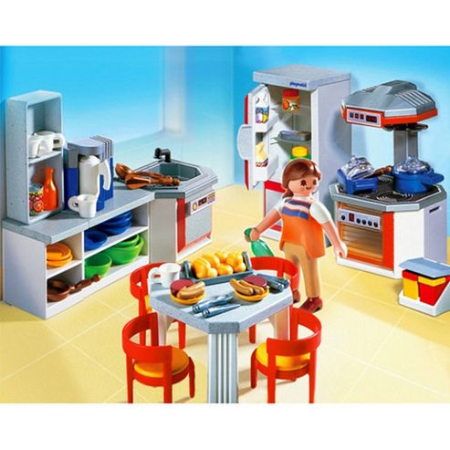Playmobil - Kitchen / Diner 4283