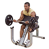 Body-Solid Commercial Preacher Curl Bench