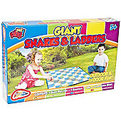 Grafix Just Play Giant Snakes And Ladders