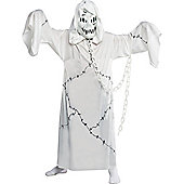 Rubies Fancy Dress - Cool Ghoul Costume - Child Large UK Size 8-10 Years