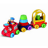 Mga Entertainment Little tikes discover sounds sort and stack train