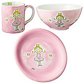 Children's Dinner Set - Little Princess