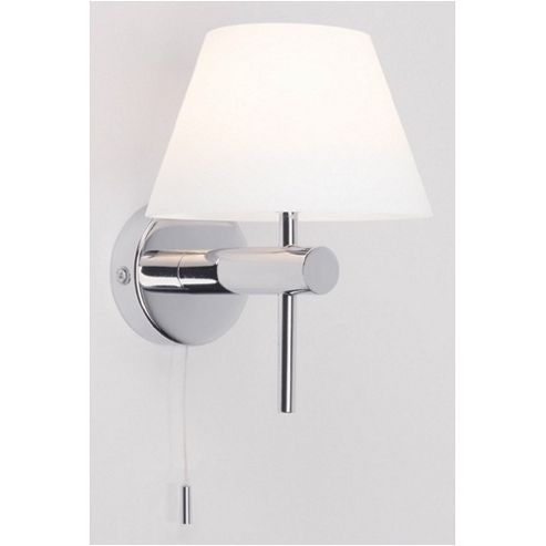 Buy Astro Lighting Roma Wall Light with Pull-Cord Switch from our Single Wall Lights range - Tesco