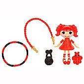 MGA Entertainment Mini Lalaloopsy Doll Twist E. Twirls